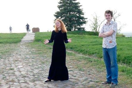 Юлия Шилько и Игорь Мосюр