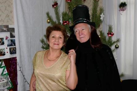 Тамара Сидоркина и Борис Мосюр