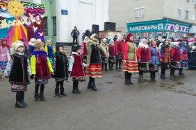 Концерт на Масленицу 2018 в Изюме у КДК «Спартак»