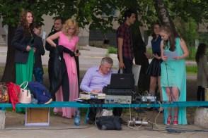 8 мая 2018 года в Изюме на площади у памятника генерала Волоха состоялся праздничный концерт посвященный Дню Победы 9 мая
