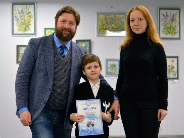 Дмитрий, Богдан и Юлия