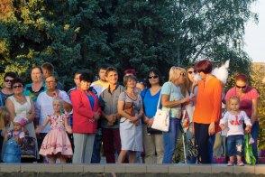 Изюмчане и гости города