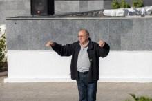 Художественный руководитель и баянист Изюмского народного хора «Криниченька»