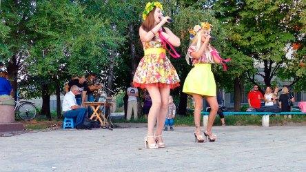 Праздничный концерт посвященный Дню Независимости Украины и Государственного Флага