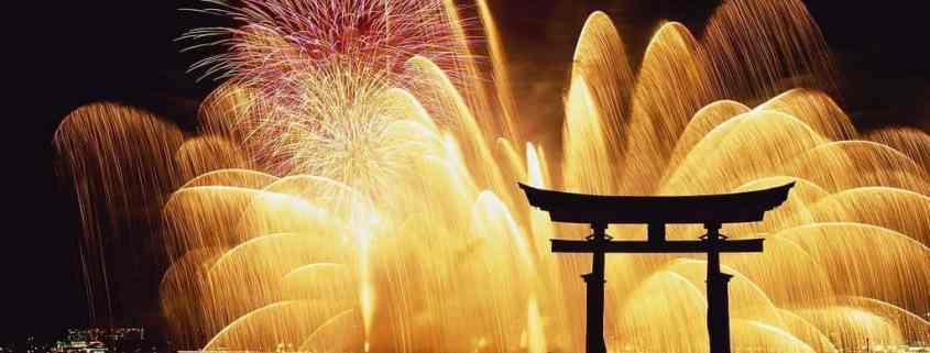 Hanabi - Summer in Japan, the season of fireworks!