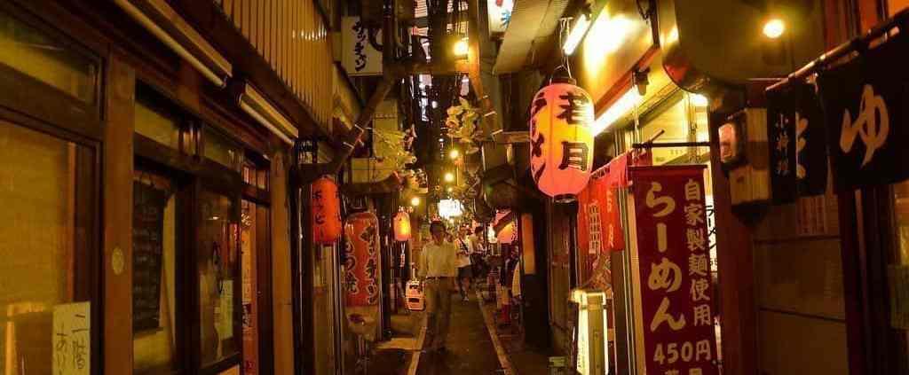 Best Yokocho Tokyo