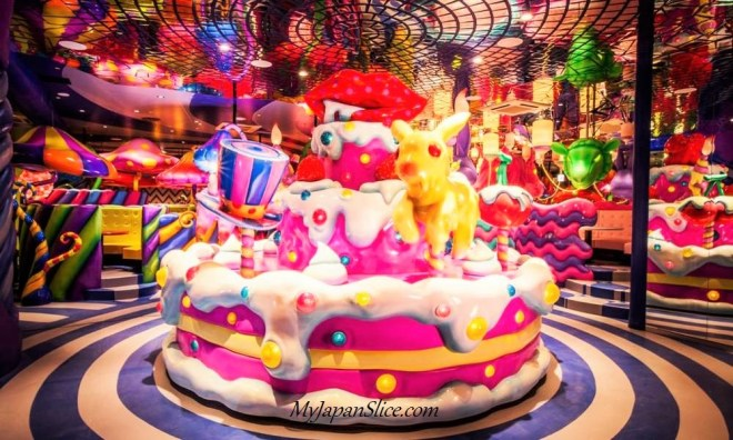 Kawaii_Monster_Cafe_Harajuku_Carusel