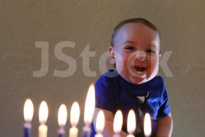 Jewish Stock Photos - myjewishwebste-menorah