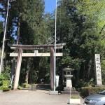 白山比咩神社に行く5つの理由。表参道の癒し 追記しました