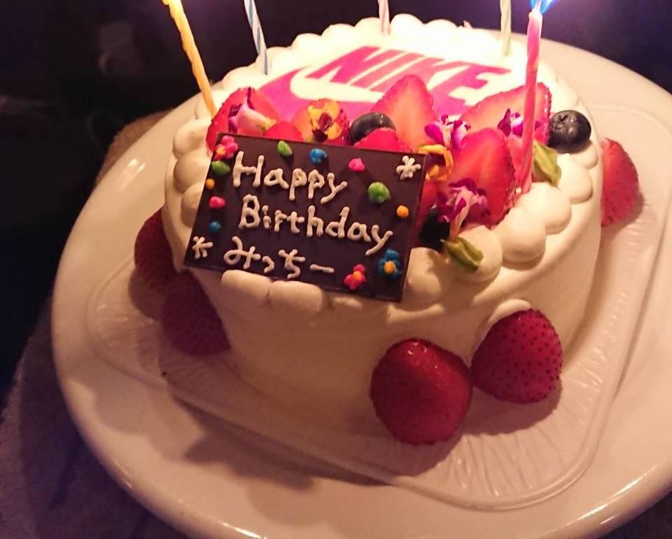 誕生日 ケーキ