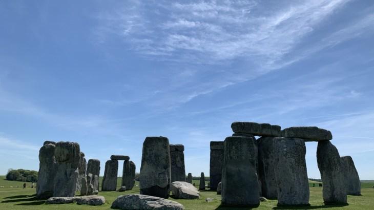 【ひとり旅シリーズ】イギリス行って謎のストーンヘンジを見てきた、行き方から周辺の観光地まで!