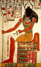 Amon-Ra god of the sacred beetle