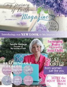 My Journey of Faith Magazine October 2016