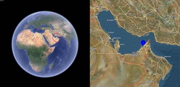 UAE-Dubai <