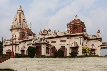 Lakshmi Narayan Temple Bhopal Side View