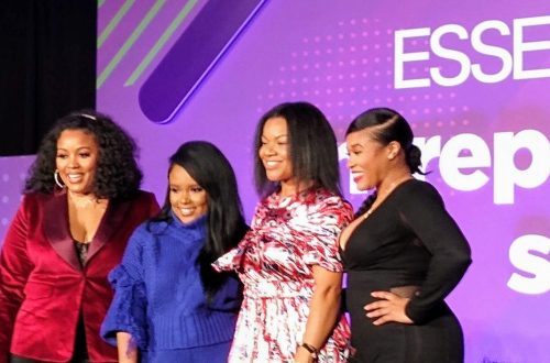 women at essence festival