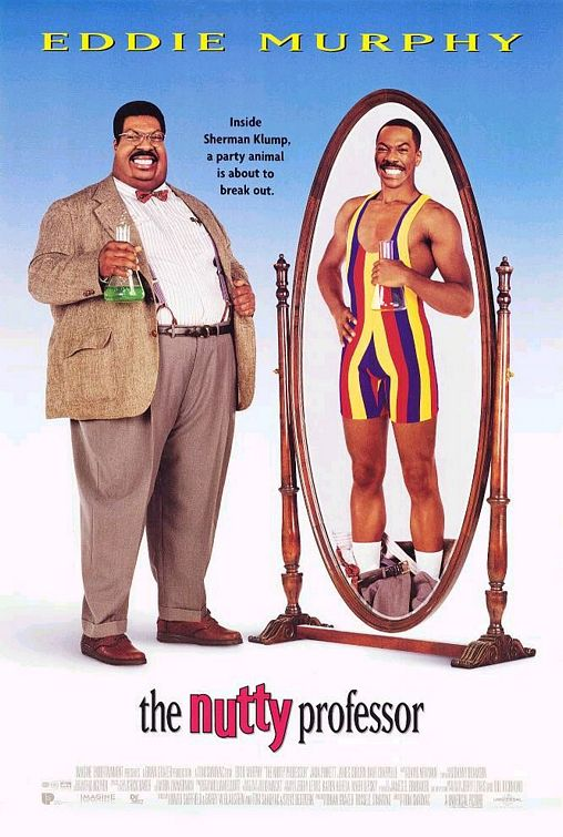 Nutty Professor Movie Poster