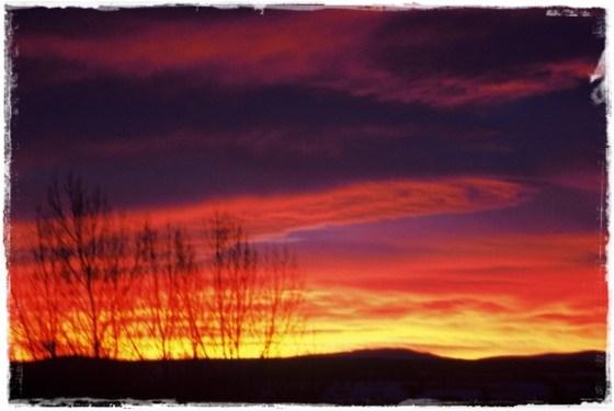 Sunrise, Inverness