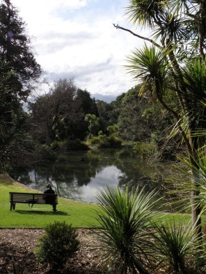 Royal Botanical Gardens, Melbourne.