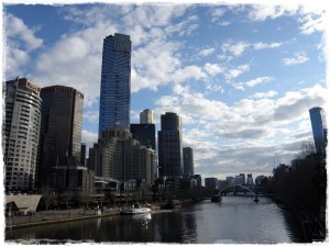 Southbank, Melbourne.