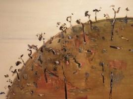 Dark Hillside (Fred Williams)