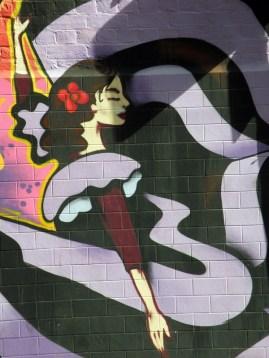 Fitzroy Street Art (I)