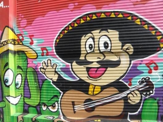 Fitzroy Street Art (III)