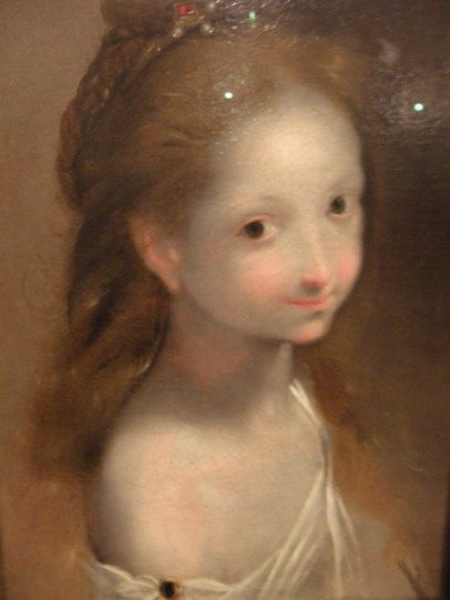 Portrait of a Young Girl (Federico Barocci)