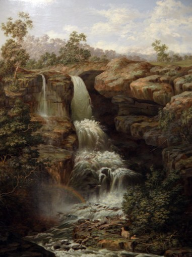 Waterfall at Mount Macedon (Isa Rielly)