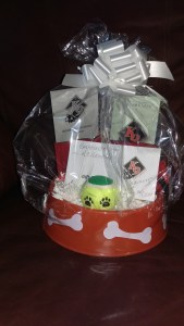 Training Gift Basket