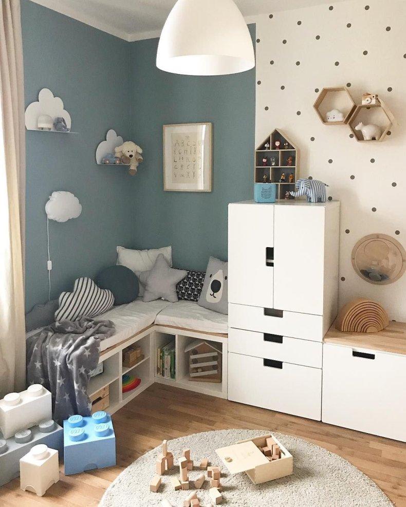 Цвета для детской комнаты - 2