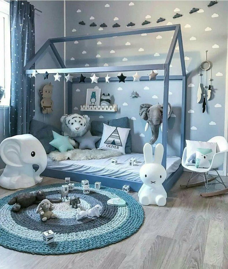 Цвета для детской комнаты - 3
