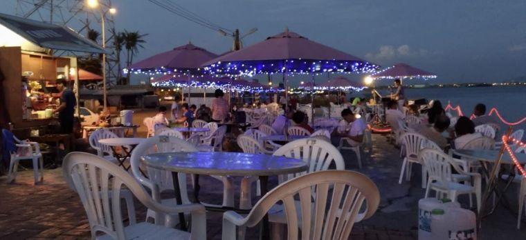 Kaohsiung Nightlife Jiading Harbor Cafe