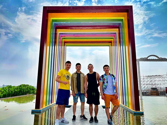 Kaohsiung Places Rainbow Church