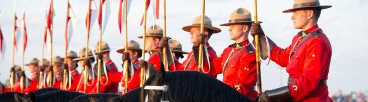 Kaohsiung Celebrates Royal Canadian Mounted Police
