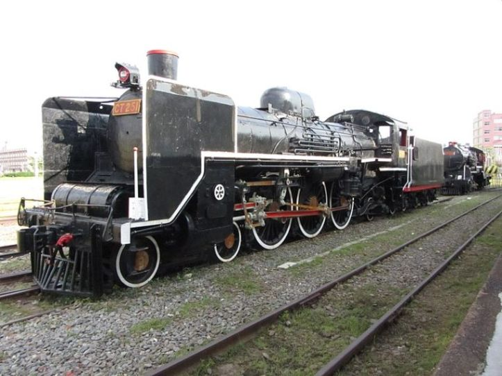 Kaohsiung Things to Do Takao Railroad Museum Sizihwan