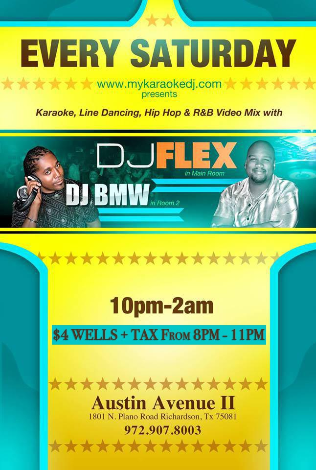 djflex-karaoke-saturdays-in-richardson