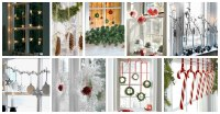 Astonishing Christmas Window Decorations That Will Steal Show