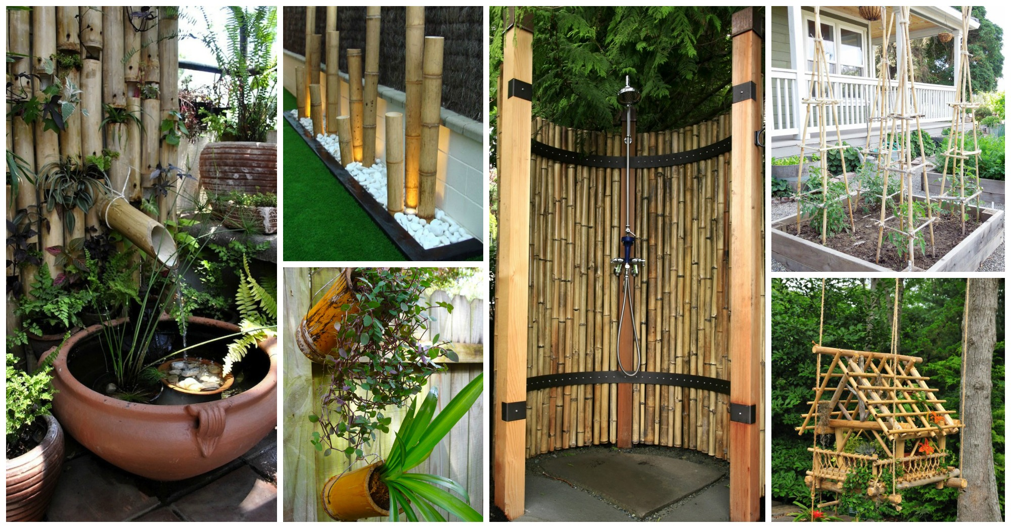 diy bamboo decor Archives