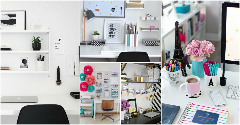 Clever Desk Organization Ideas To Keep It ClutterFree