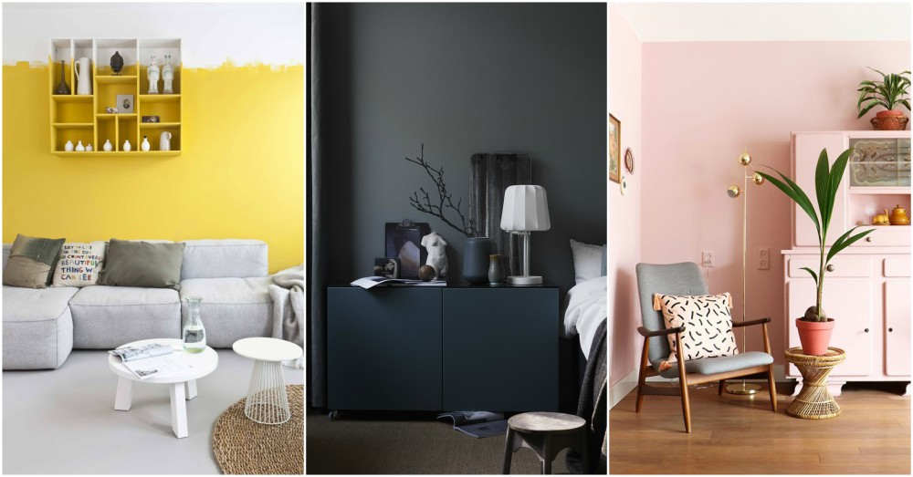 Interior Trends 2018:Which Will Be The Hottest Color?