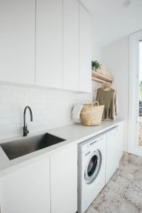 15 Small Laundry Room Ideas That Don't Lack Style
