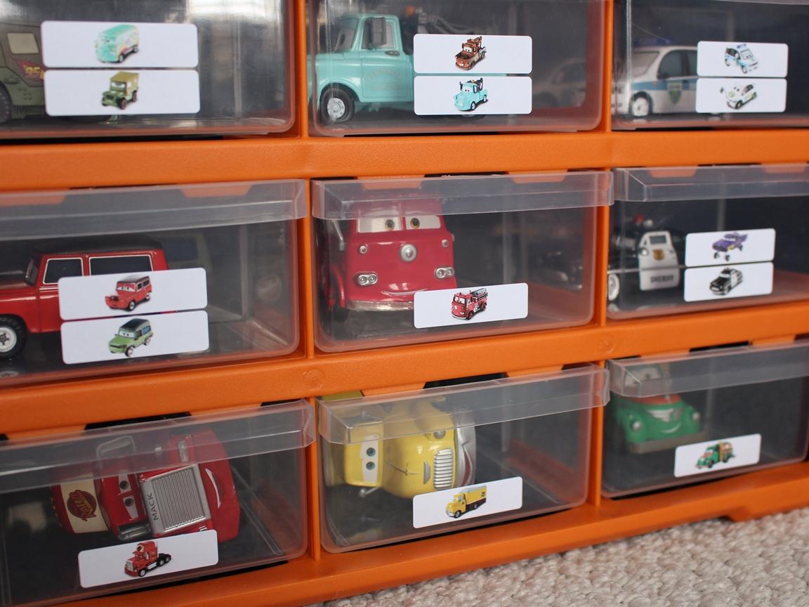 Toy Car Storage Ideas To Create A Garage That Kids Will Adore