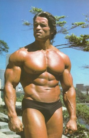 biography of Arnold Schwarzenegger