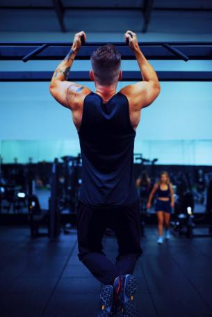muscles that pull ups work