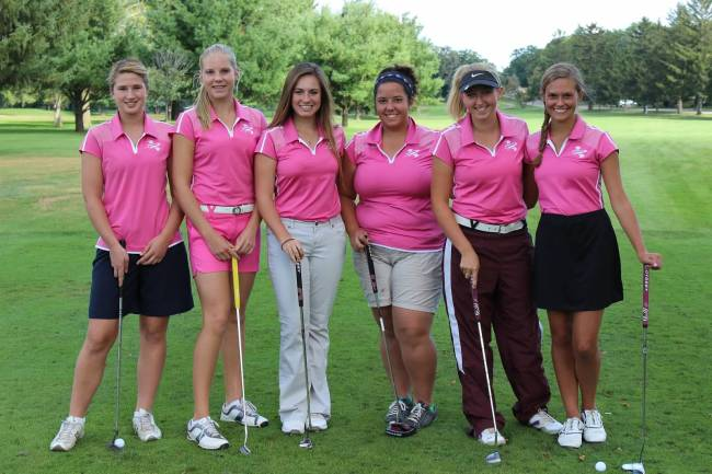 RB Rocket golf team