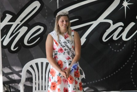 Claire Fox crowned Fairest of the Fair
