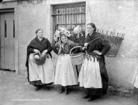 Women Selling Fish & Vegetables