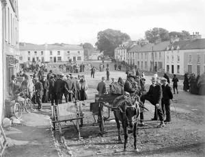 Ancestor Lawrence Market Sq Sneem 1865-1914
