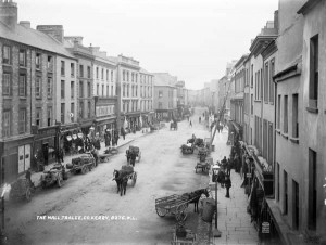 Ancestry - Lawrence The Mall Tralee 1864-1914